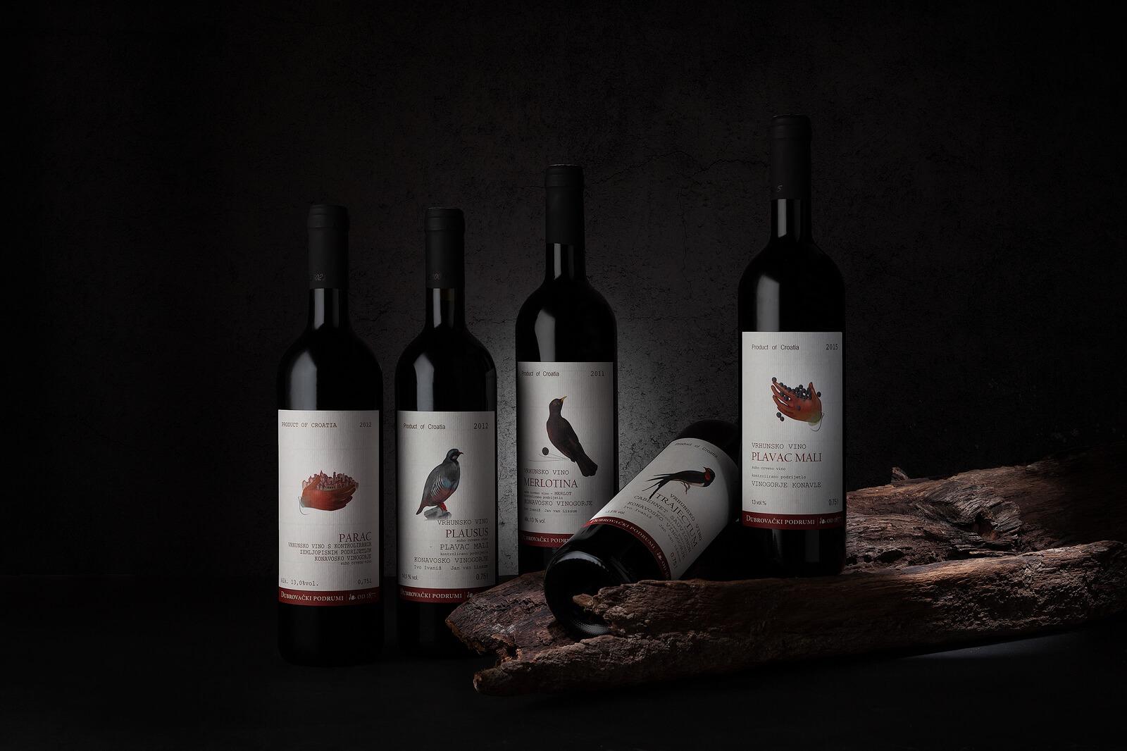fotografiranje vina